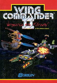 Wing Commander Ii Vengeance Of The Kilrathi Wikipedia