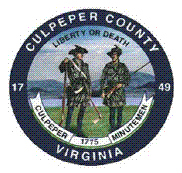 Seal of Culpeper County, Virginia