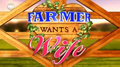 Farmer Wants A Wife 2021 Logo - Farmer Wants A Wife 2021 ...