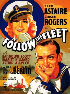Image result for follow the fleet 1936 full movie