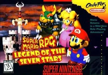 Image result for super mario rpg legend of the seven stars