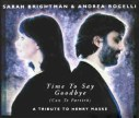 The cover of the Andrea Bocelli and Sarah Brig...