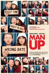 Poster for 2015 British romcom Man Up