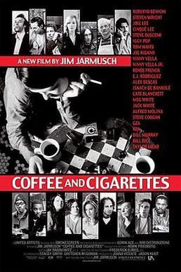 Coffee And Cigarettes Poster