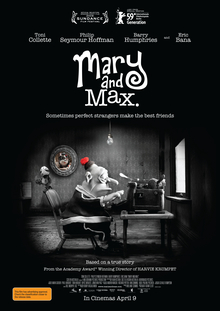 Pòster del film Mary & Max