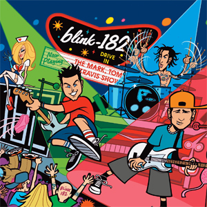 File:Blink-182 - The Mark, Tom and Travis Show (The Enema Strikes Back!) cover.jpg