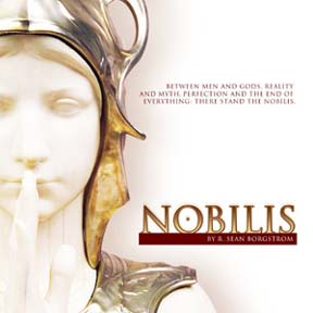 Nobilis 2nd edition cover