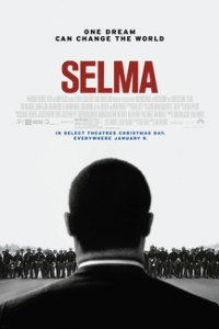 Poster for 2015 historical biopic Selma