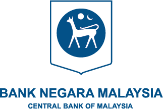 The Central Bank of Malaysia logo.