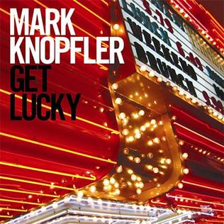 Mark Knopfler's Get Lucky cover