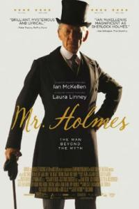 Poster for 2015 drama Mr Holmes