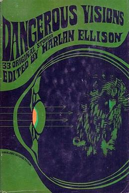 Image of cover of Dangerous Visions
