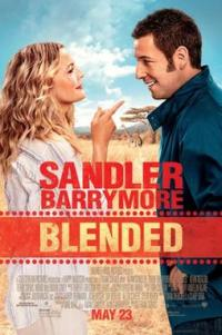 Poster for 2014 romcom Blended