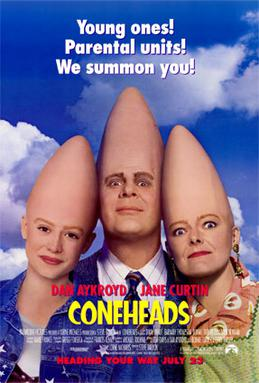 Coneheads (film)