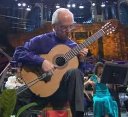 John Williams playing his Smallman in 2005