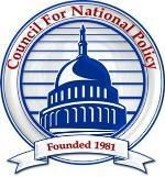Logo of the Council for National Policy.