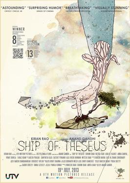 Ship Of Theseus (film)