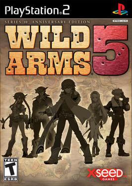 Wild Arms 5 Wikipedia