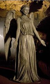 Doctor Who Weeping Angel from The Time of Angels.JPG