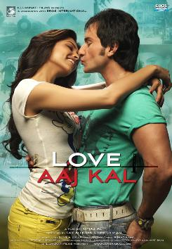 Love Aaj Kal film poster