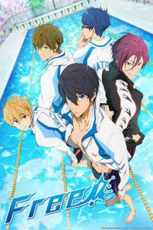 Image result for free! anime