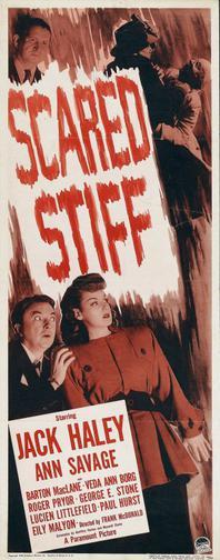Scared Stiff (1945 film)