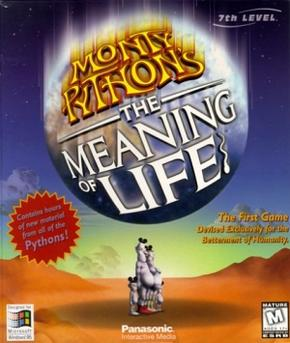 Monty Python's The Meaning of Life (video game)