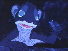 Gollum in Rankin/Bass's animated version of Th...