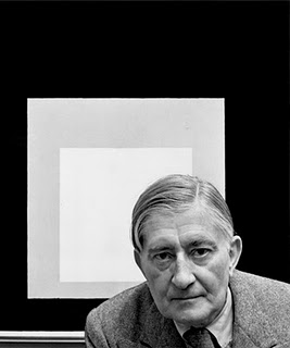 portrait of Josef Albers