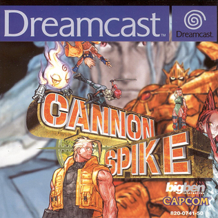 Cannon Spike Wikipedia
