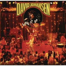 Live It Up David Johansen Album Wikipedia
