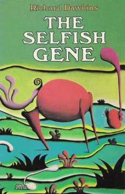 The 1976 book The Selfish Gene by Richard Dawk...