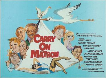 Carry On Matron Wikipedia