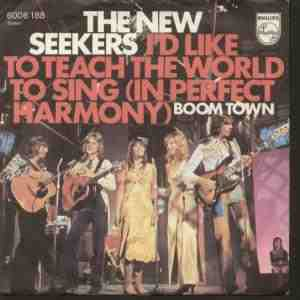 I'd Like to Teach the World to Sing (In Perfec...