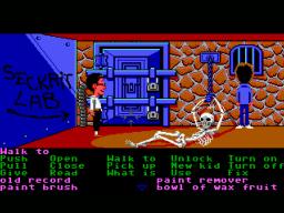 Maniac Mansion (1987) introduced SCUMM, the en...