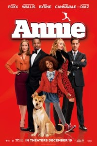 Poster for 2014 musical reboot Annie
