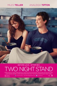 Poster for 2015 romantic comedy Two Night Stand