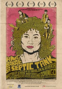 Ang Babae Sa Septic Tank Poster by JP Cuison