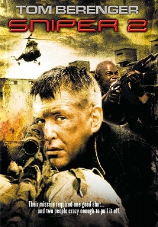 Sniper 2 is an American film shot in Hungary in November 2002 and released in early 2003. It stars Tom Berenger, Bokeem Woodbine, Erika Marozsán
