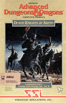 Death Knights Of Krynn Wikipedia