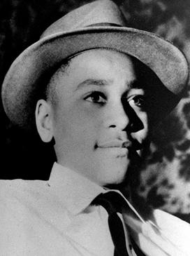 Photo of Emmett Till in 1854, taken by his mother