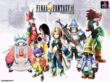 Characters Of Final Fantasy IX Wikipedia