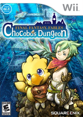 Final Fantasy Fables Chocobo S Dungeon Wikipedia