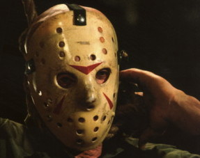 Jason's original mask was molded from a Detroi...
