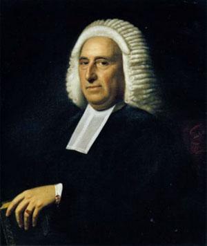 Portrait of Byles by John Singleton Copley