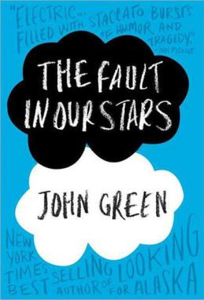 'The Fault in Our Stars' book cover