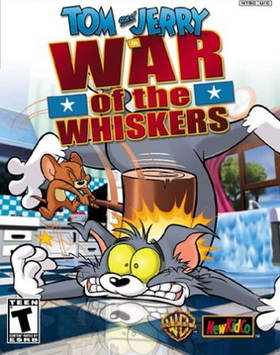 Tom And Jerry In War Of The Whiskers Wikipedia