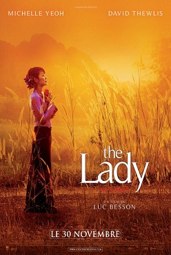 The Lady by Luc Besson movie poster