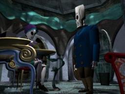 Grim Fandango (1998) introduced 3D graphics in...