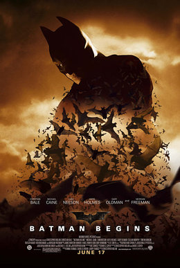 Batman Begins (Warner Bros. - 2005)